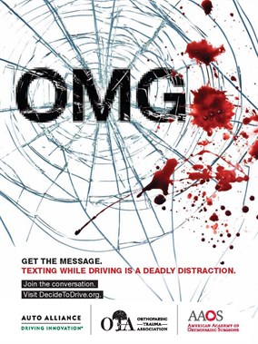 Driving is a Deadly Distraction PSA