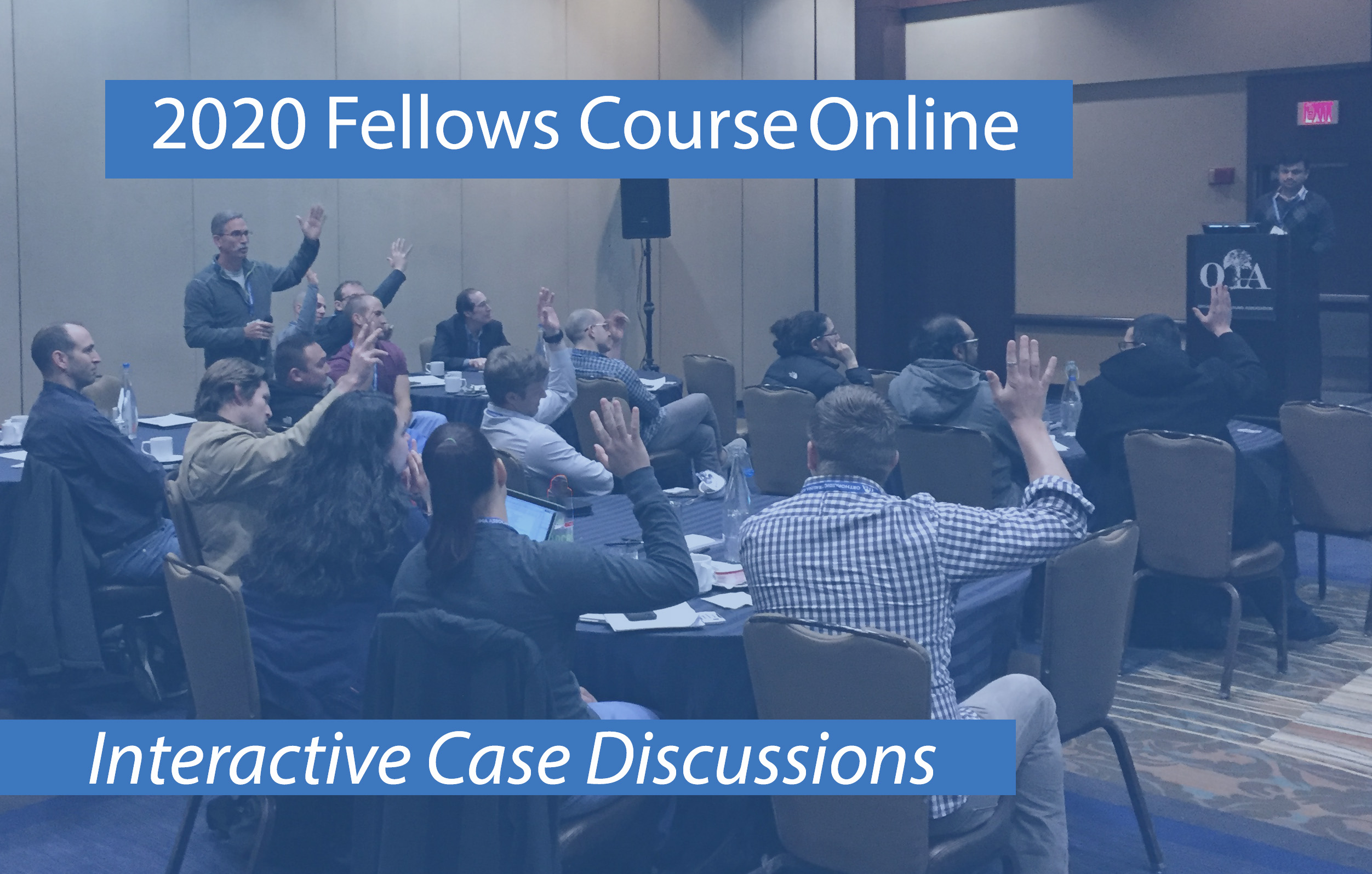 Virtual Fellows Course