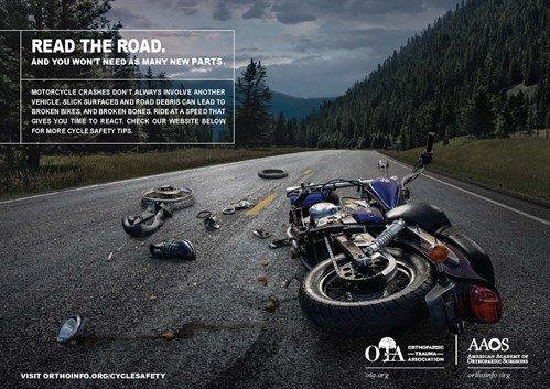 Motorcycle Safety PSA
