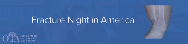 Fracture Night in America Logo